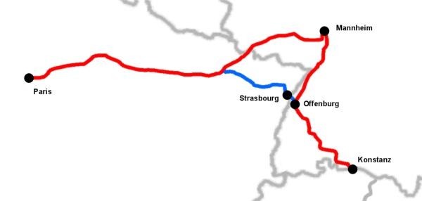Bahnreiseberichtede Tagesausflug Nach Paris