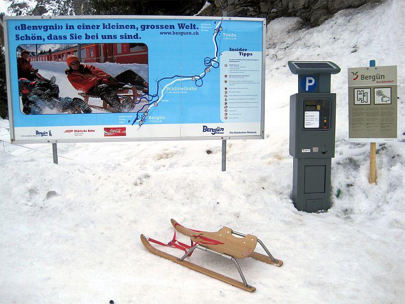 schlittelbahn bergün preda