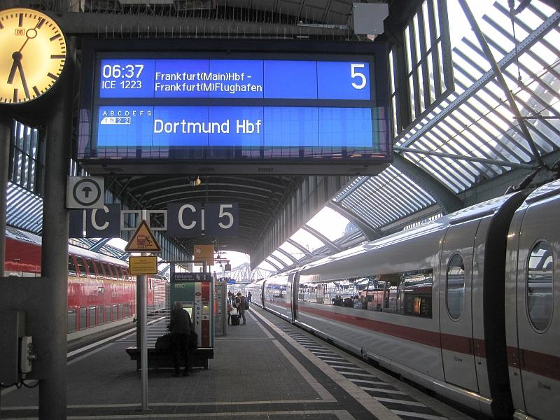 Darmstadt Nach München