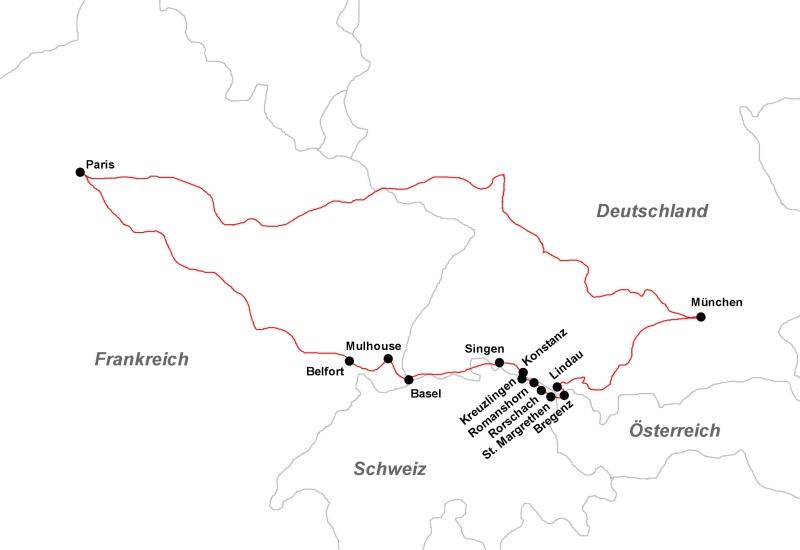 Bahnreiseberichtede Eine Adventstour Mit Pfänderbahn Und