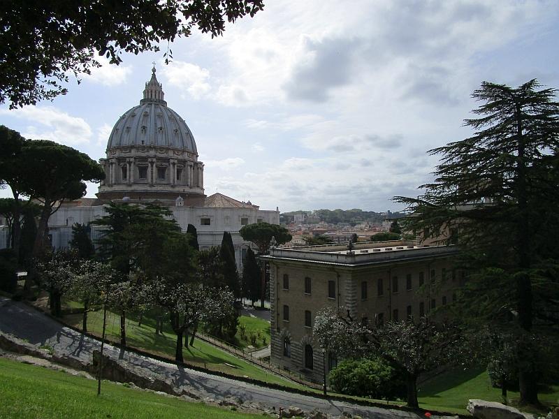 Vom Vatikan Zur Wocheiner Bahn