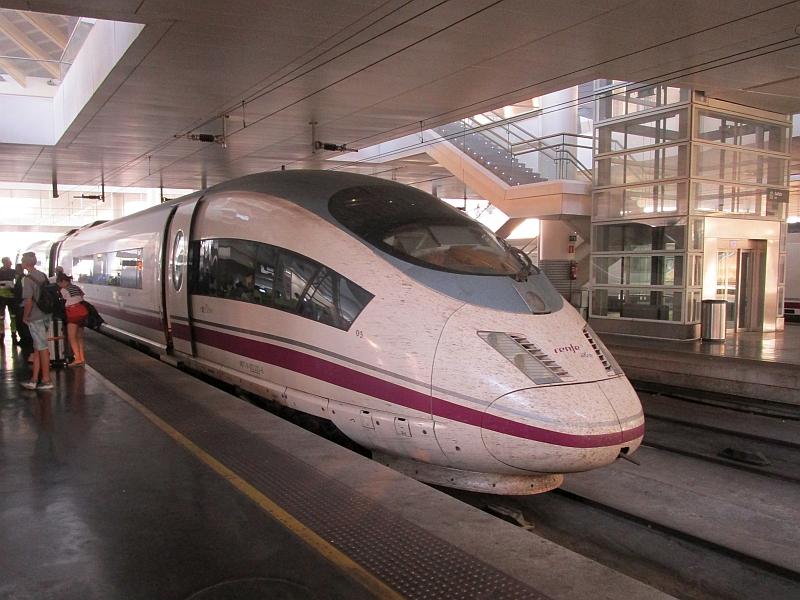 Laufen Club nach lassen dem Zug Unterwegs: Mit